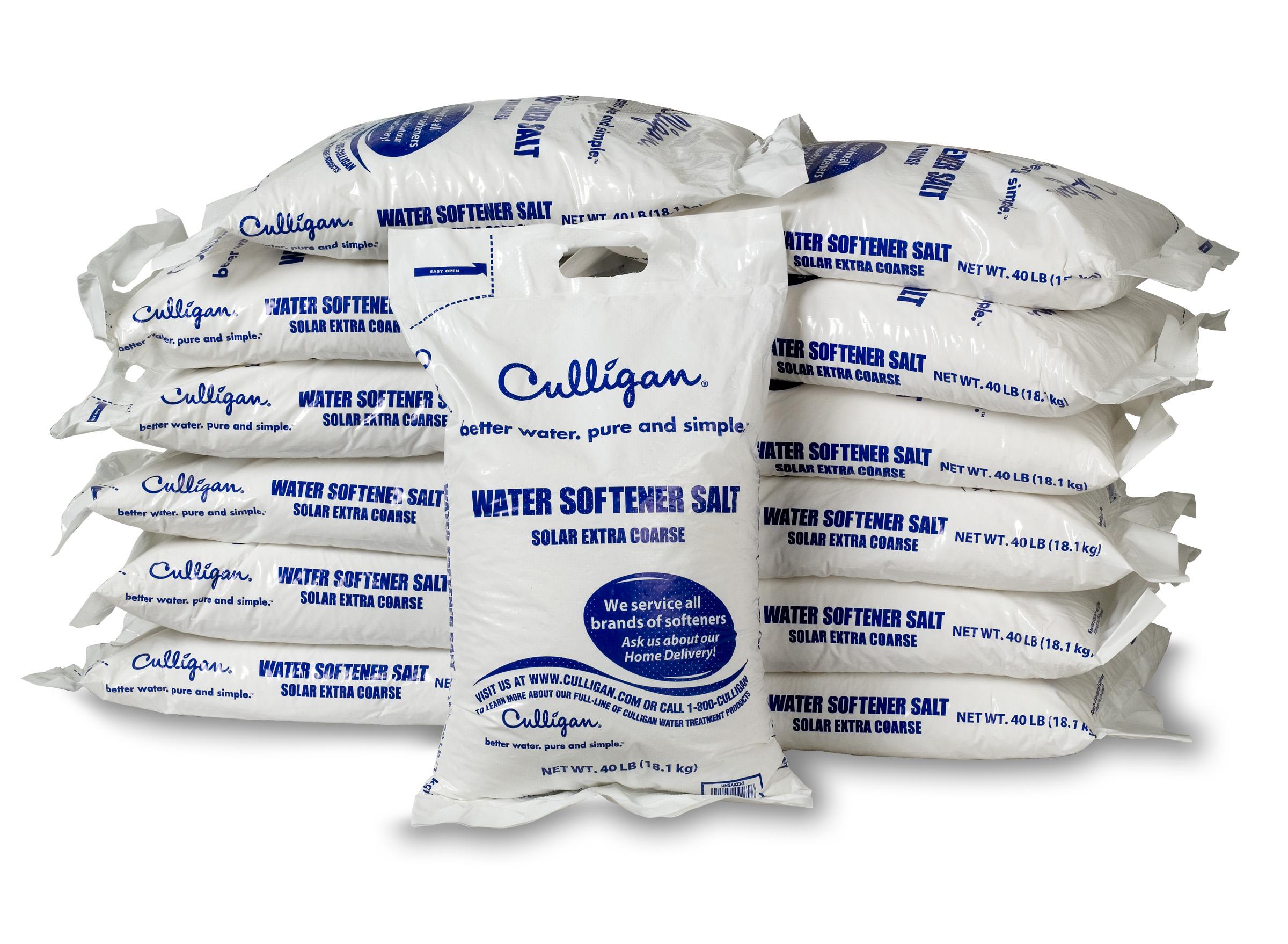 Water Softener Salt Delivery Service Culligan Water Wadena